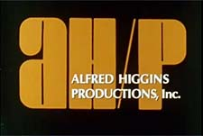 Alfred Higgins Productions Studio Logo