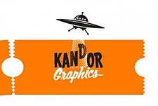 Kandor Graphics Studio Logo