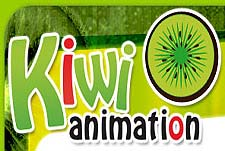 Kiwi Animations Studio Logo