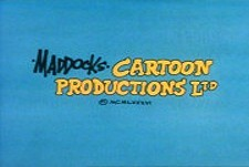 Maddocks Cartoon Productions Studio Logo