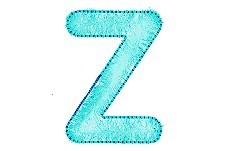 Z Web Cartoon Series Logo