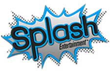Splash Entertainment Studio Logo