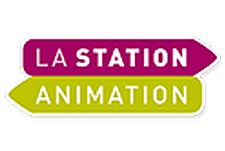 La Station Animation Studio Logo
