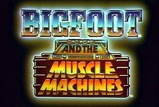 Bigfoot and the Muscle Machines Episode Guide Logo