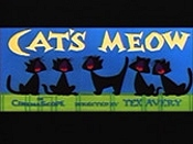 Cat's Meow Pictures Of Cartoons