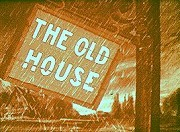 The Old House Picture Of Cartoon