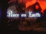 Peace On Earth Cartoon Character Picture