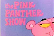 The Pink Panther Show  Logo