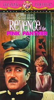 The Revenge Of The Pink Panther Picture Into Cartoon