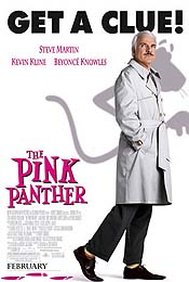 The Pink Panther Free Cartoon Picture