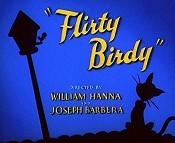 Flirty Birdy Picture Of Cartoon