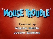 Mouse Trouble Cartoon Picture