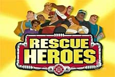 Rescue Heroes: Global Response Team Episode Guide Logo