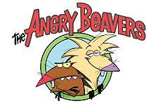 The Angry Beavers Episode Guide Logo