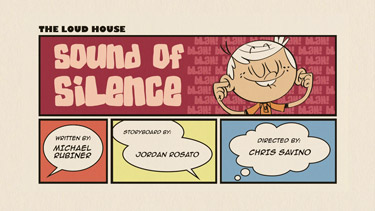 Sound of Silence Cartoon Character Picture