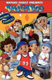 Sneaker Madness Cartoon Picture