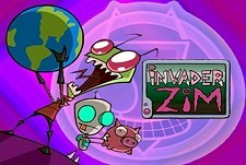 Invader ZIM Episode Guide Logo