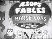 Horse Cops Pictures Of Cartoons