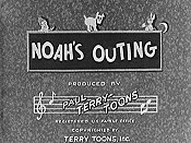 Noah's Outing Cartoon Picture