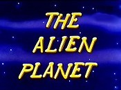 The Alien Planet Cartoon Character Picture