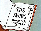 The Swing Pictures To Cartoon