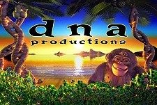 DNA Productions Studio Logo