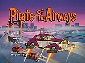 Pirate Of The Airways Free Cartoon Picture