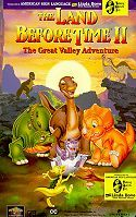 The Land Before Time II: The Great Valley Adventure Picture Into Cartoon
