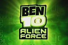 Ben 10: Alien Force Episode Guide Logo
