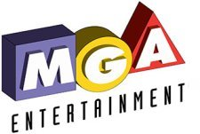 MGA Entertainment Studio Logo