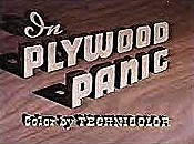 Plywood Panic Cartoon Picture