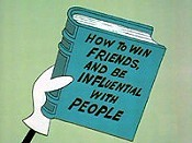 How to Win Friends, and Be Influential with People Cartoon Funny Pictures