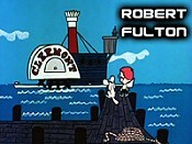 Robert Fulton Free Cartoon Pictures