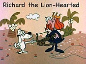 Richard the Lion-Hearted Free Cartoon Pictures