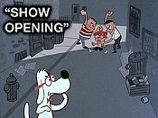 Show Opening Free Cartoon Pictures