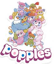 Popple Panic At The Library Free Cartoon Pictures