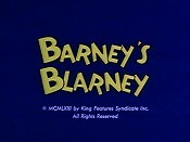 Barney's Blarney Pictures To Cartoon