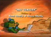 Sky Turtles Free Cartoon Pictures