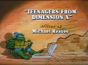 Teenagers From Dimension X Free Cartoon Pictures