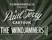 The Wind Jammers Picture Into Cartoon