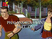 Phalanx Covenant, Part One Picture Into Cartoon