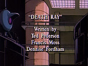 Death Ray Cartoon Character Picture