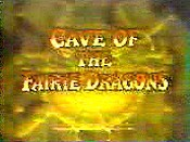 Cave Of The Fairie Dragons Cartoon Picture