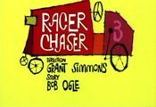 Racer Chaser Cartoon Picture