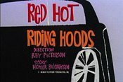 Red Hot Riding Hoods Cartoon Pictures
