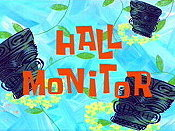 Hall Monitor Pictures Cartoons