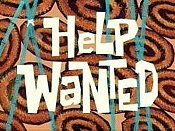 Help Wanted Cartoon Picture