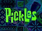 Pickles Pictures Cartoons
