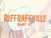 RiffRaffville, Part III Free Cartoon Pictures