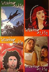 Waking Life Cartoon Picture